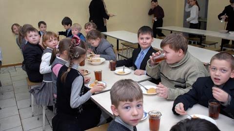 Наши беды - детские обеды