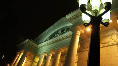 За саратовский оперный театр возьмутся  в следующем году