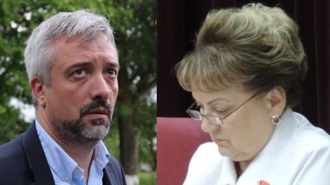Примаков и Алимова – наши люди в Госдуме