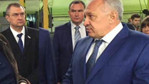 Касьянов: двери закрываются