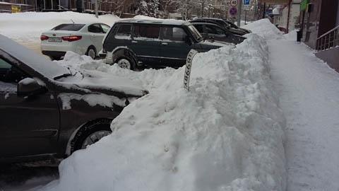 Из снежного плена Саратов освободят солдаты?