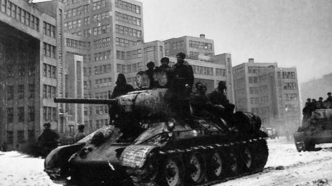 Возвращение танкиста Ермолаева