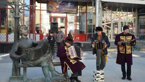 Радаев пообещал превратить Саратов  в город-музей