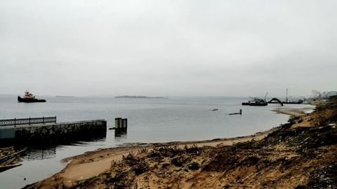 Новый саратовский пляж: строители вышли из графика