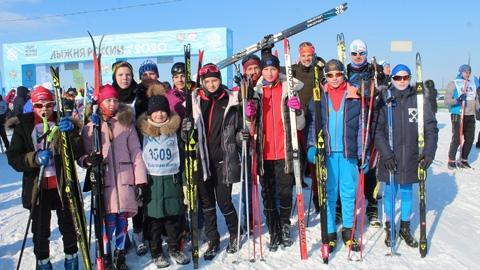 Победная лыжня