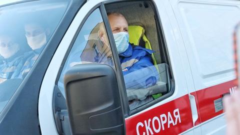 Володин возмущён показухой на станции скорой помощи