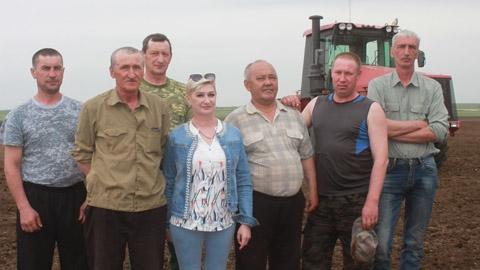 Оптимизм коллектива Валентины Анохиной