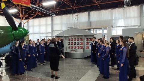 Волга помнит  военную бурю