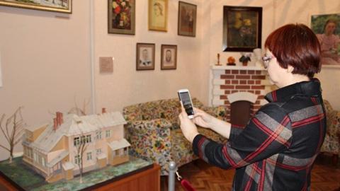 Выставки уходят  в виртуальность