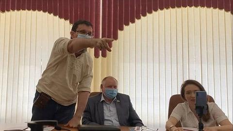 Облдуму предложено распустить: губернатор захотел уйти
