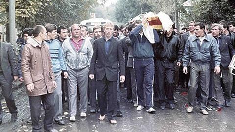 25 лет без Чикуна, 30 лет без Хапы