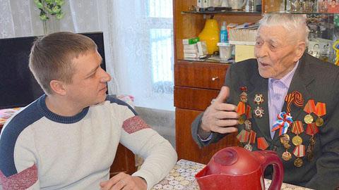 Владимир Хмелев:  «Для меня важно быть нужным для общества человеком»
