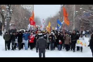 Митинг-шествие СОИ 26 февраля