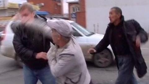 Нападение на журналистов саратовского телеканала