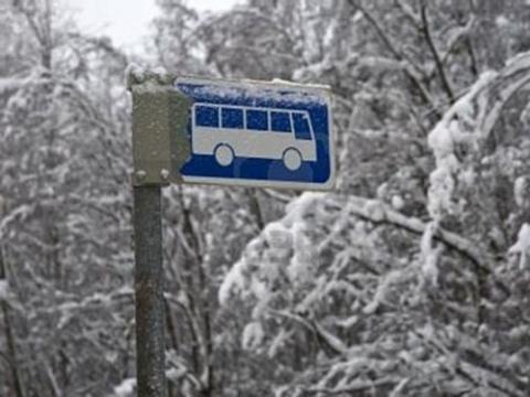 Служебный автобус попал в ДТП утром 24 февраля