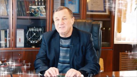 """Новогоднее поздравление директора ООО """"Фирма """"Зоринка"""""""