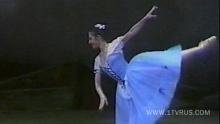 Балерина и золотая бусина
