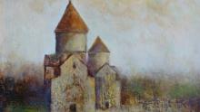 Живопись Григора Залиняна - признание миру в любви