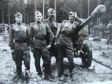 Семь фото к семидесятилетию Победы