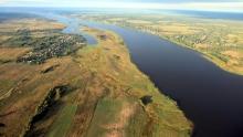 Волга, ревнующая к морю