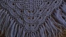 Бабушкина шаль