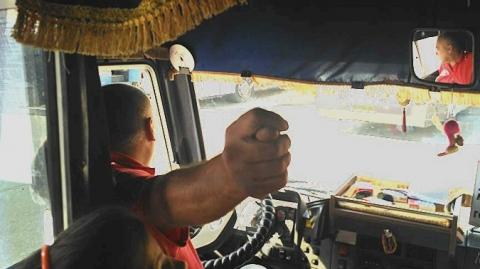 Причина транспортных проблем Саратова – в низкой зарплате водителей