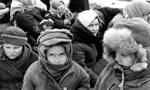 Дети войны в саратовской коммуналке