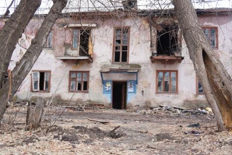 В саратовской мэрии ищут способы восстановления старых домов. Часть первая