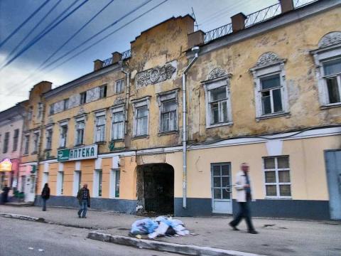 В саратовской мэрии ищут способы восстановления старых домов. Часть вторая