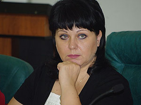Наталья Есипова. Нежная железная леди
