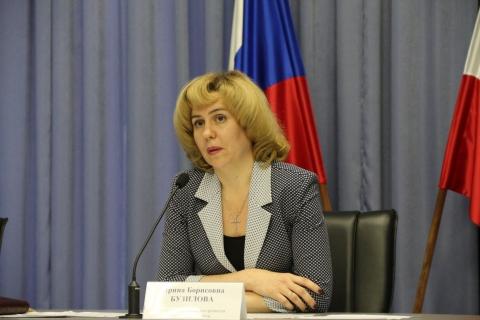 Ирина Бузилова. Профессиональная и незаметная