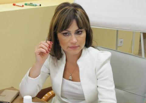 Юлия Швакова. Прошедшая все ступени