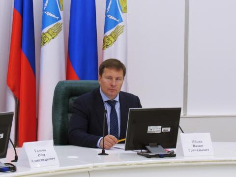 Вадим Ойкин. Школа на вырост