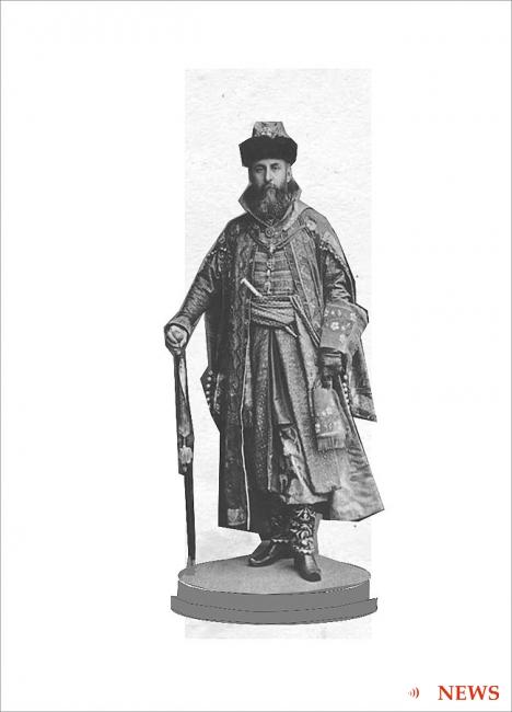 Князь александр федорович засекин
