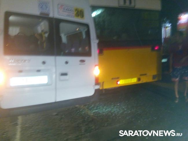 всего автобусы саратов ленинский район без