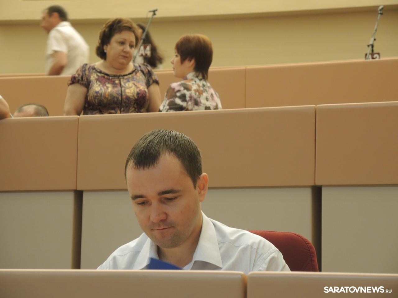 Депутат Сергей Нестеров