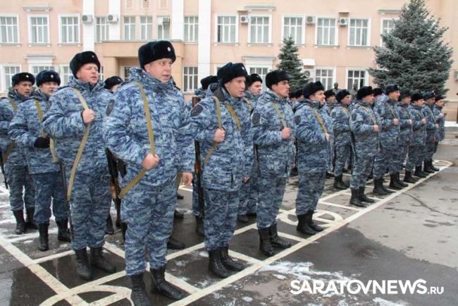 Сводный отряд МВД поКоми вернулся изЧечни после полугодовой командировки