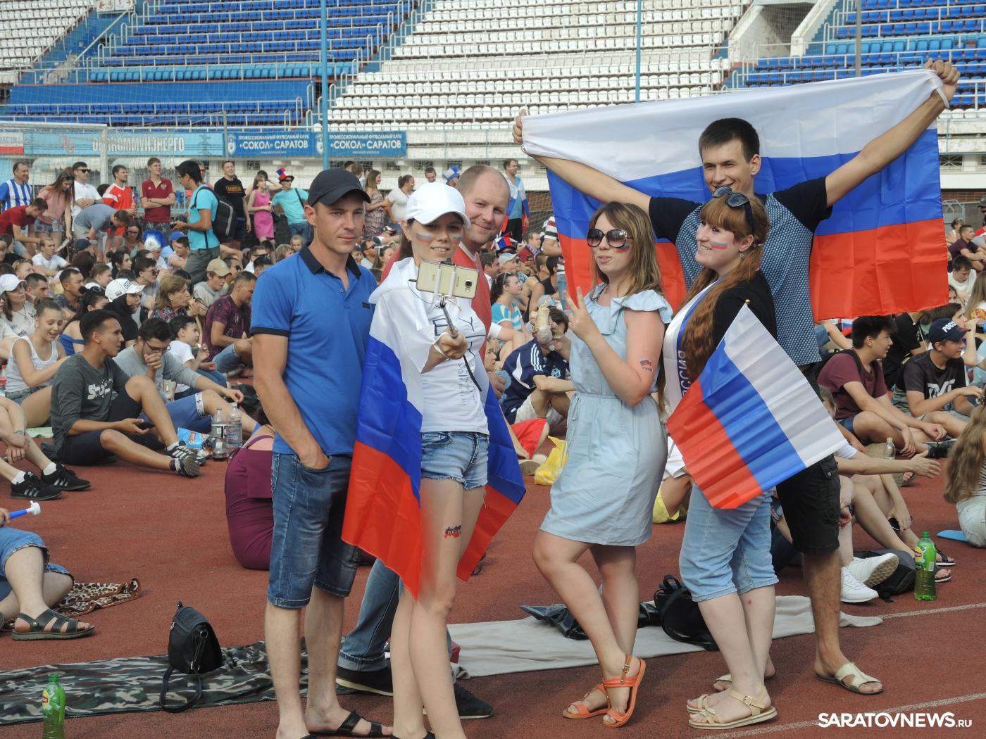 "Матч Россия-Испания на стадионе ""Локомотив"""