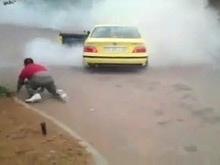 Погибший у остановки мужчина выпал из автомобиля
