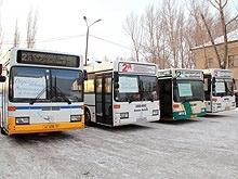 В Саратове проходит забастовка водителей автобусов