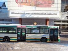 """У правительства """"автобусная стачка"""". Водители требуют губернатора"""