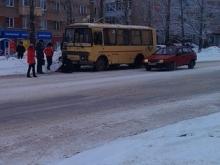 Под колеса автобуса №9 попал балаковец