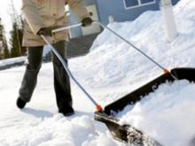 На Мичурина проведут комплексную очистку от снега