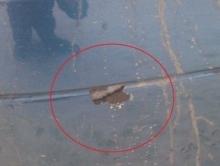 Рейсеры пожаловались на нападение вооруженных автоматами ЧОПовцев