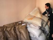 В Саратове для крымчан собрали уже две тонны цемента