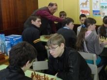 В Саратовской области прошел шахматный турнир в память погибшего милиционера