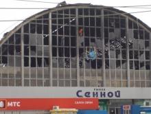 """Полиция приглашает пострадавших от пожара на """"Сенном"""" предпринимателей"""