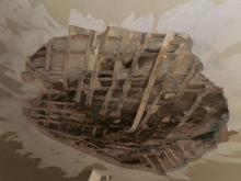 После обрушения потолка в школе возбуждено уголовное дело