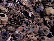 Полицейские изъяли более тонны металла из незаконной точки приема