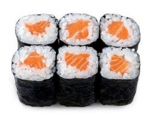 "Владелец суши-бара оштрафован за опасные ""Сяки-Маки"""